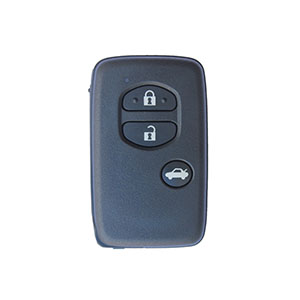 Toyota Avensis (11 - 14) Smart Remote (B75EA) 3 Button (89904-05040)