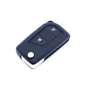 Toyota Aygo Flip Remote Key (89070-0H140) 2014 +