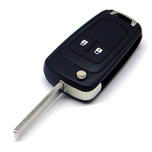 Vauxhall Astra J / Insignia 2 Button Remote Key