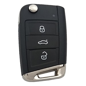 Volkswagen Golf 7 Remote Key (5G0 959 752 BA) -Without KESSY