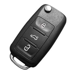 Volkswagen UDS Remote Key (5K0 837 202 AJ) - With KESSY